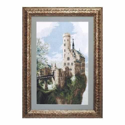 Замок весны картинки