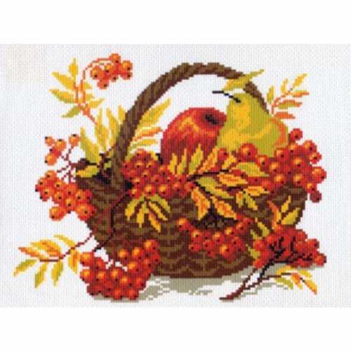 Вышивка матренин посад осень