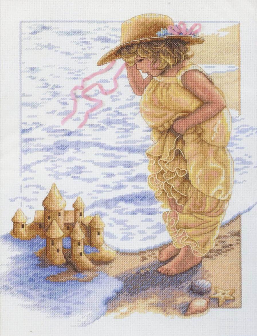 Лет, вода и дети открытки