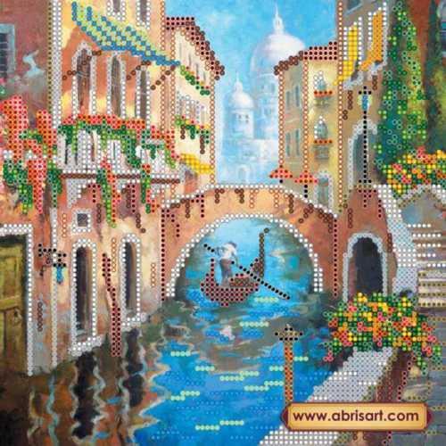 Венеция в схемах для вышивки