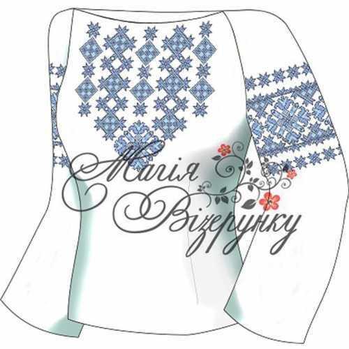 Схемы вышивки бисером женских сорочек